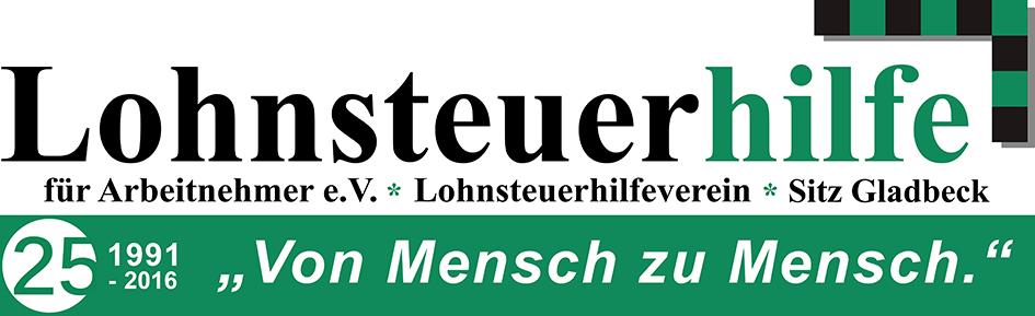 Logo Lohnsteuerhilfe für Arbeitnehmer e. V.