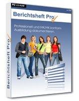 Berichtsheft Boxshot Cover