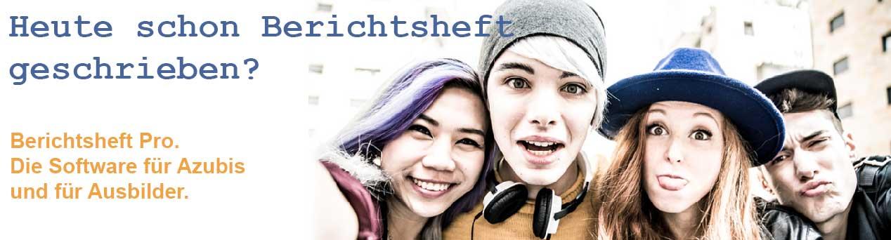 Berichtsheft schreiben   mit Berichtsheft.de   Berichtsheft Pro